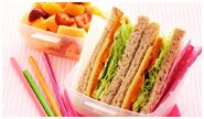 Sydney Markets website - great ideas for lunchboxes including sandwich free options