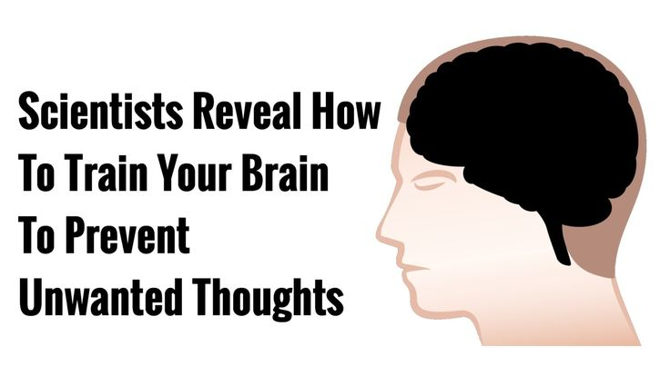 Getting rid of negative thoughts can sometimes come down to brain chemistry. Scientists reveal how to train your brain to prevent unwanted thoughts...