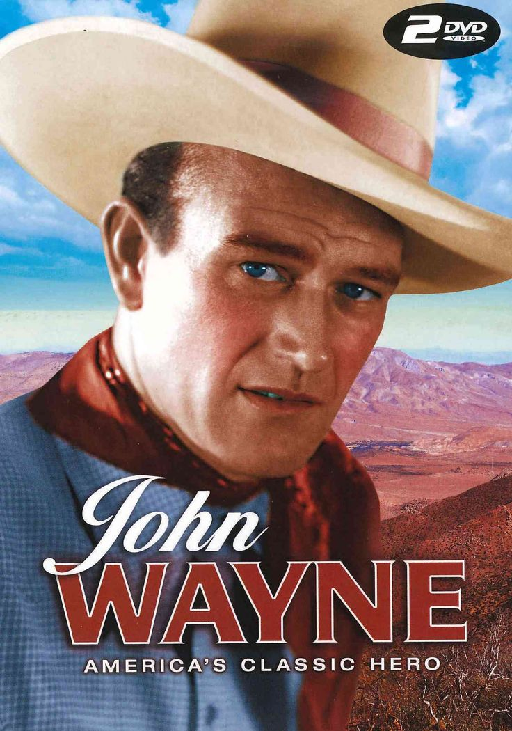 John Wayne: America's Classic Hero (DVD)