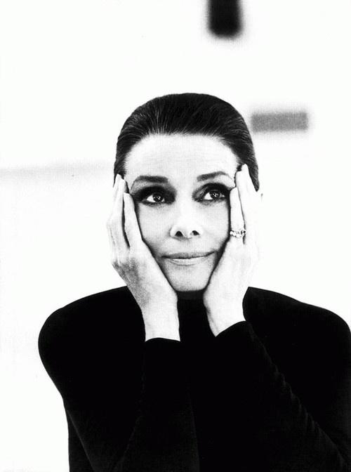 Stunning Audrey