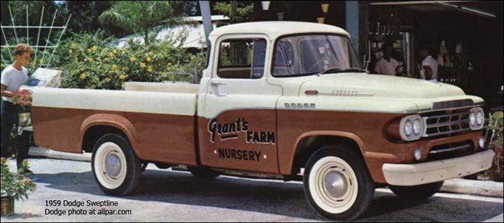 1959 Dodge Sweptline