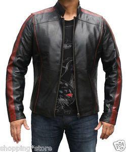 nueva chaqueta de moto cuero moto hombres biker chaqueta de cuero armadura ce s 4xl - Categoria: Avisos Clasificados Gratis Estado del Producto: Nuevo Nueva chaqueta de moto cuero moto Hombres Biker Chaqueta De Cuero Armadura CE S4XL Valor: AUD229,99Ver Producto