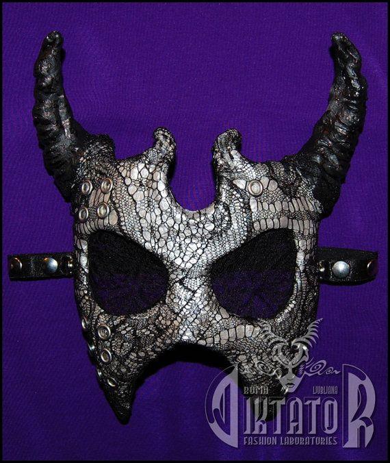 Sonya Scarlet Mask  Theatres Des Vampires by DiktatorFashionLab