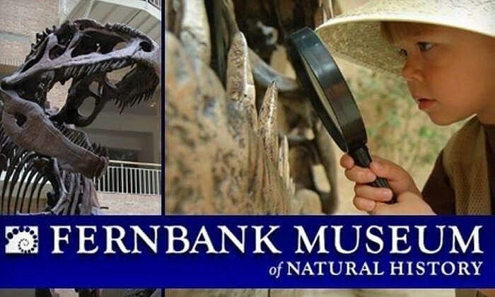 Fernbank museum discount coupons