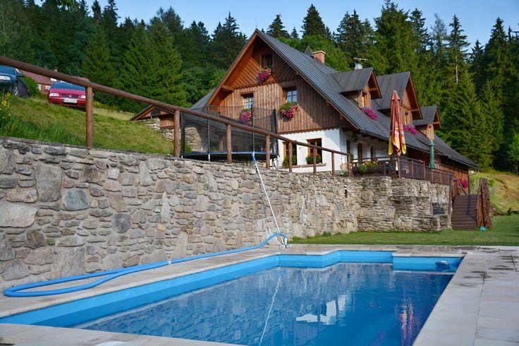 Alpský dům - Strážné, Krkonoše