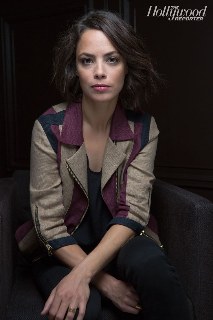 Bérénice Bejo, photographed by Fabrizio Maltese at Cannes, for The Hollywood Reporter, May
