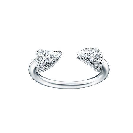 "TASAKI ""thorns diamond pavé "" created by TASAKI's Creative Director, Thakoon Panichgul. http://www.tasaki-global.com"