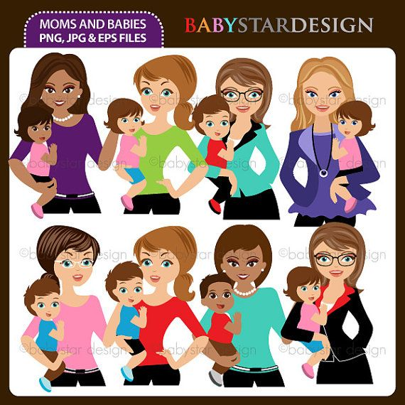 moms and babies clipart by babystardesign on etsy   6 00 clipart children playing soccer clipart children in leadership