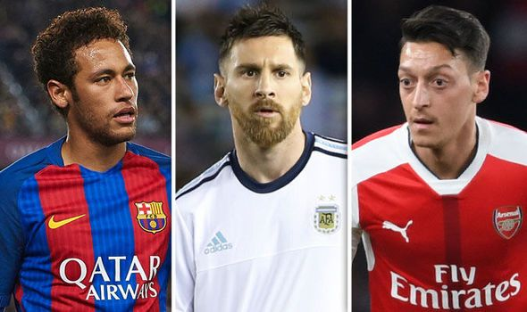 Barcelona Transfer News: Messi contract shock Arsenal double raid Neymar Man Utd update   via Arsenal FC - Latest news gossip and videos http://ift.tt/2obyzaL  Arsenal FC - Latest news gossip and videos IFTTT