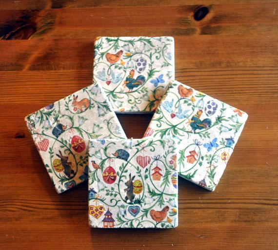 Emma Bridgewater Easter Day Natural Stone by DevonMadeDesigns