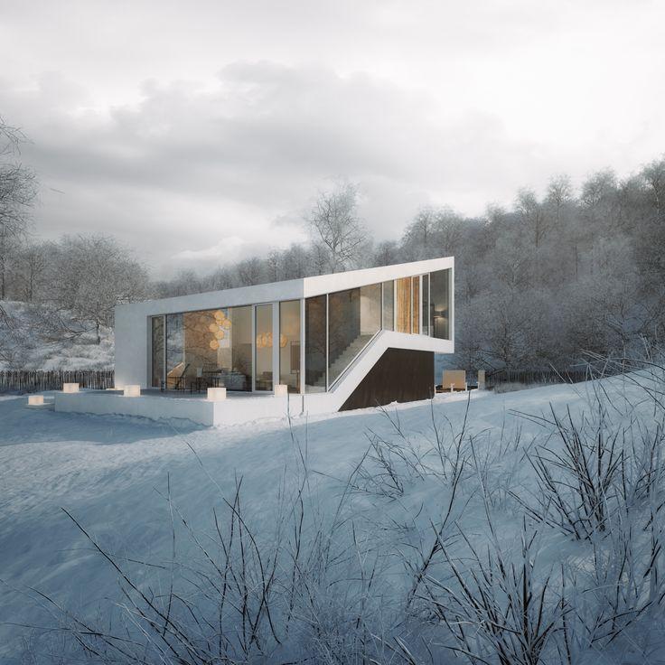 Modern Architecture Render modern architecture render architectural models p intended design
