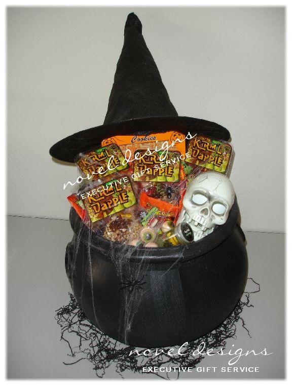 Halloween Witches Brew Gift Basket  #LasVegas #Halloween #GiftBaskets