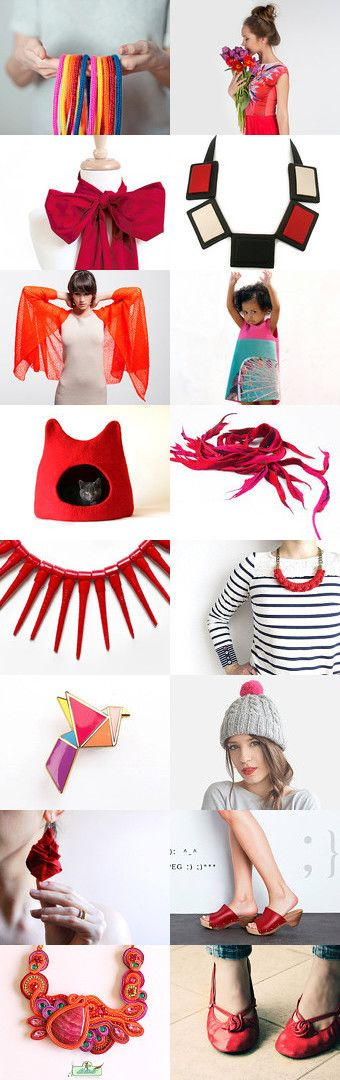 I like to be visible! by Veroni Peleskova on Etsy--Pinned with TreasuryPin.com