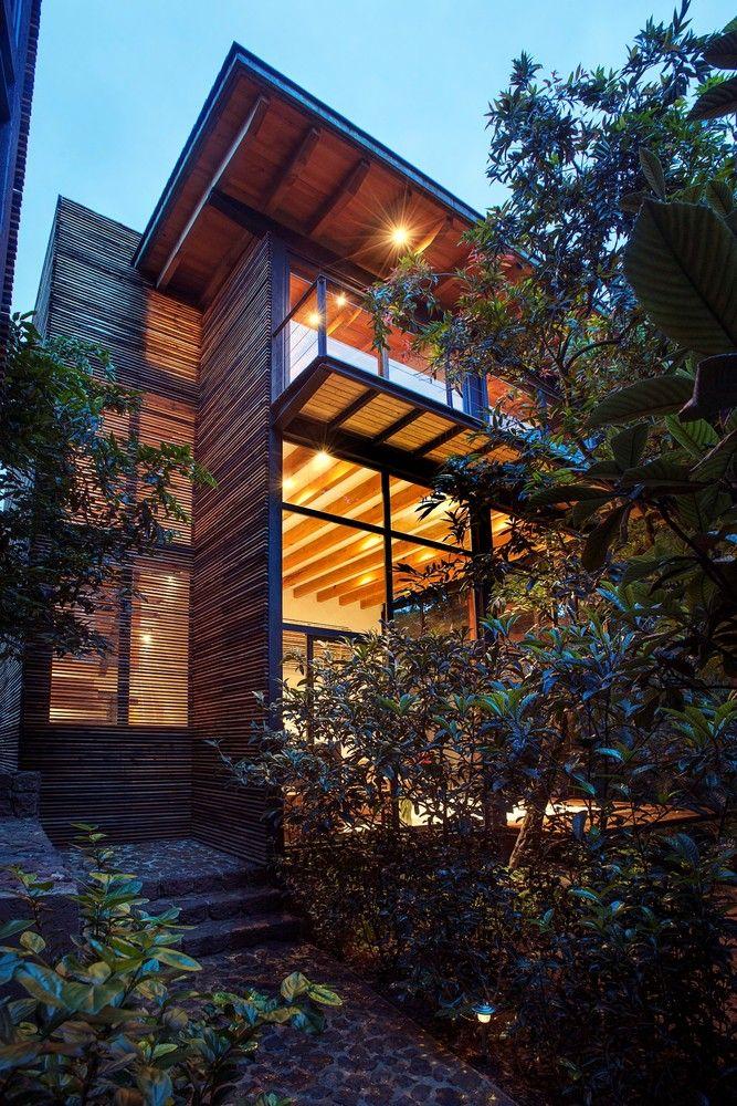 Gallery of Chipicas Town Houses / Alejandro Sanchez Garcia Arquitectos