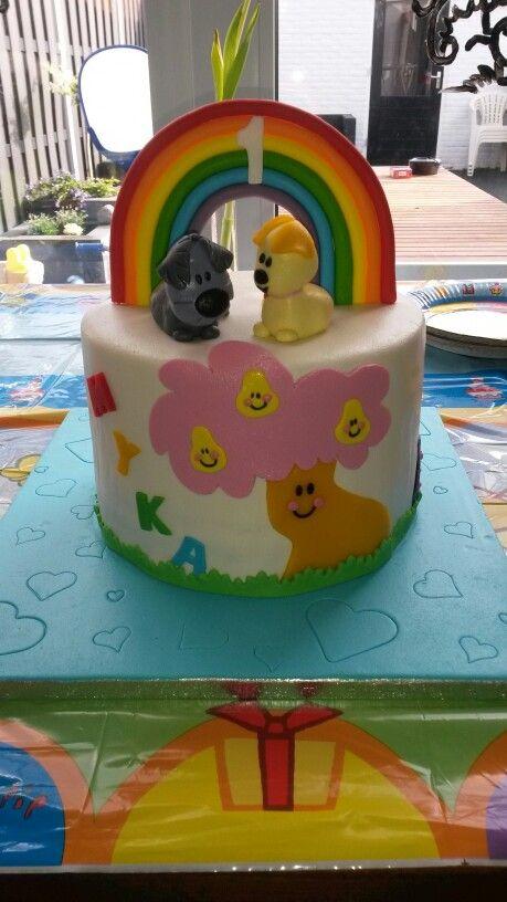 Woezel en pip verjaardag