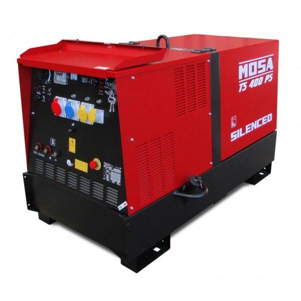Mosa 16kva Three Phase Diesel Dc Arc Welder Generator Ts 400 Diesel Generators Portable Trade Generators In 2020 Welder Generator Arc Welders Diesel Generators