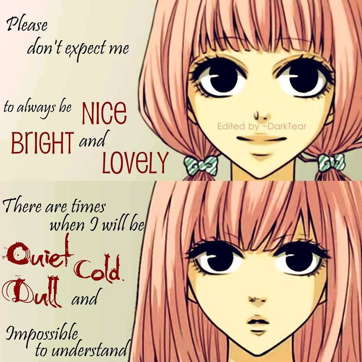 Manga Love Quotes: And We Will Still Love You Anyway, So Don't Worry, Child