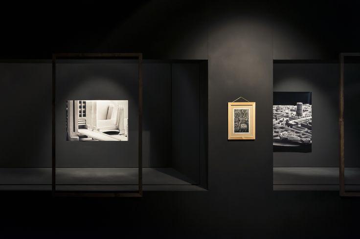 Nicolò Zanatta Master Thesis exhibition - March 2017