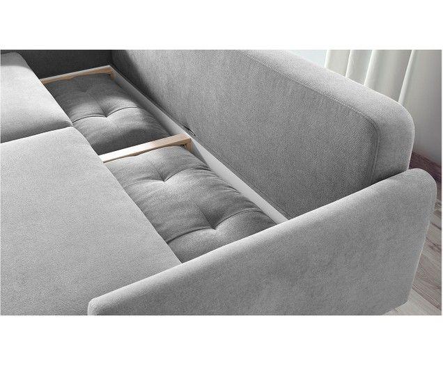 Divano letto in velluto Balio (3 posti) | Sofa, Home decor ...