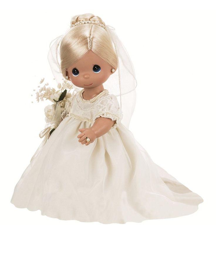 Кукла Зачарованые сны. Невеста (блондинка, 30 см) Precious Moments (арт.21172910)