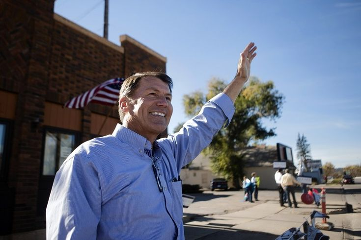 GOP's Mike Rounds Wins Four-Way South Dakota Senate Race   11/4/14