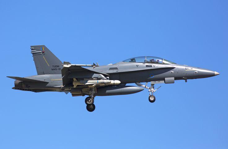 https://flic.kr/p/SYyfDu | McDonnell Douglas F/A-18D Hornet | Royal Malaysian Air Force