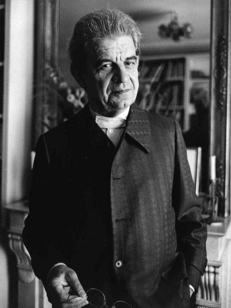 Jacques Lacan - psichiatra, psicanalista e filosofo francese