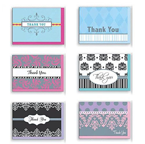 Baby Gift Thank You Card Packs : Best ideas about appreciation cards on