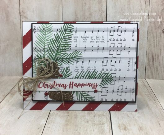 Stampin' Up! Merry Musical Christmas Happiness! | Stamps – n - Lingers
