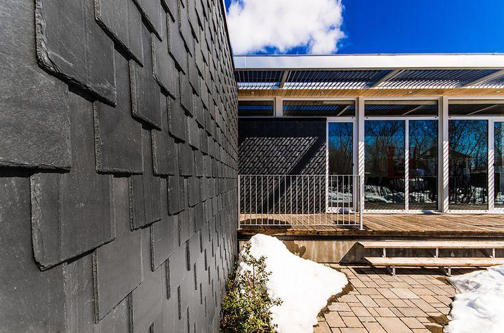 Gallery of Slate House / Affleck de la Riva architects - 4