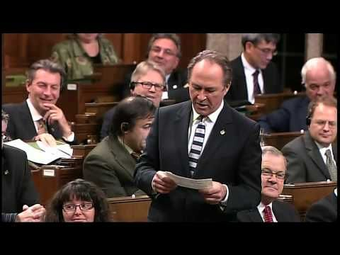 Only in Canada, you say?....Pity....When the Zombie Apocalypse was mentioned in the House of Commons