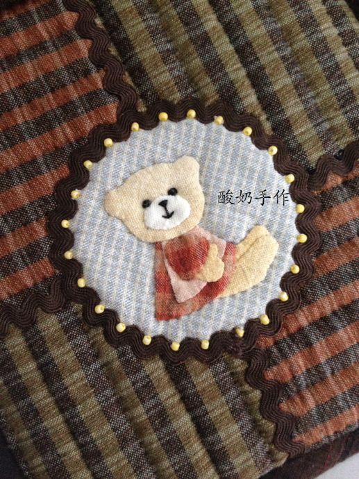 pic 3 bear mini pad