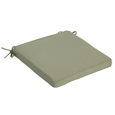Tiga Green Seat Cushions
