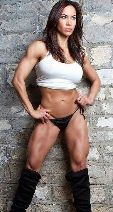 Think, that Girls with hard abs opinion