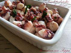L'insalata di polpo velocissima è un antipasto davvero gustoso e davvero molto semplice da preparare, con la cottura in pentola a pressione è anche veloce..