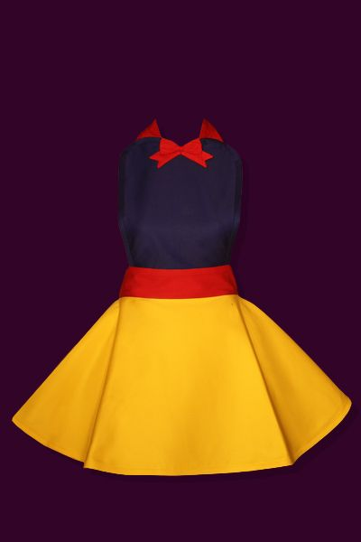 Big girls like dress-ups too! Introducing the Snow White! apron