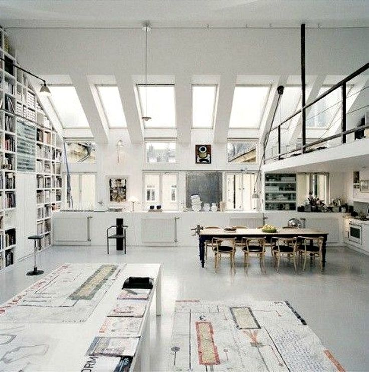 10 Beautiful Loft Ideas | Mad About The House