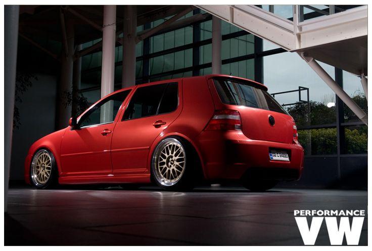 VW Golf mk4 Performance VW