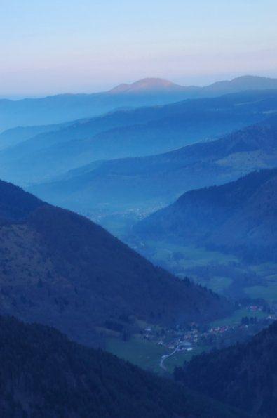Les Vosges sont un magnifique massif !   Notre France est Belle n'est-ce pas ?