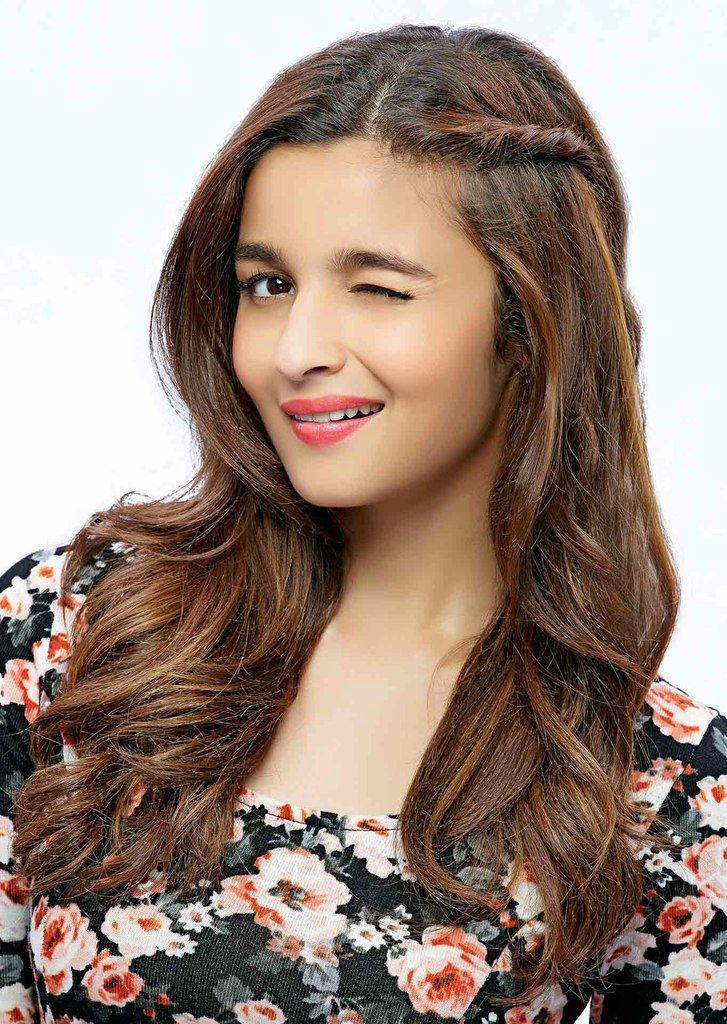 #Alia #Bhatt #Cute #Hairstyle