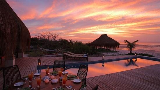 l'île de Benguerra au large des côtes du Mozambique / Benguerra Island, Republic of Mozambique, southeastern Africa