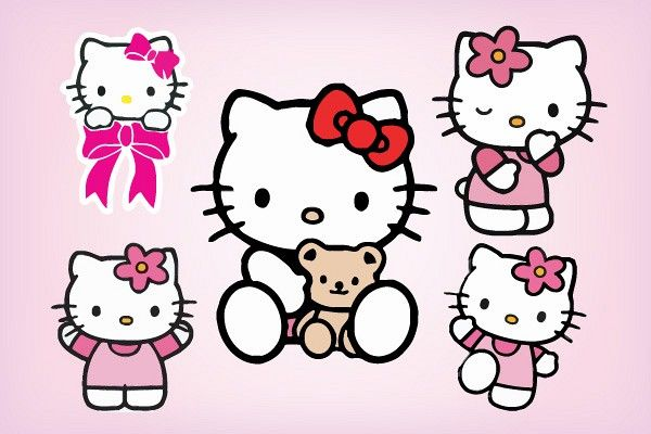 cute hello kitty pictures - Google Search