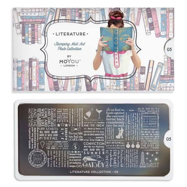 Literature 05 | MoYou London