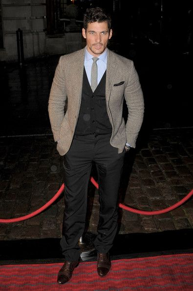 David Gandy Photo - The Evening Standard's 'Top 1000 Most Influential of London'
