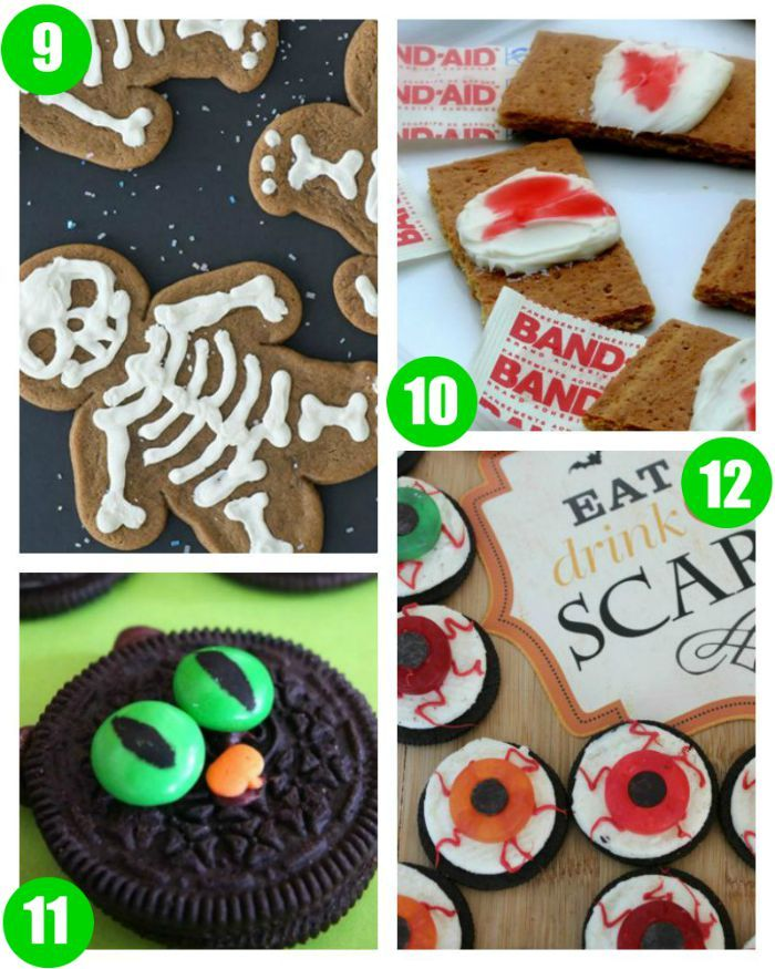 1000 ideas about halloween food crafts on pinterest for Halloween food ideas for preschoolers