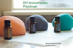 Aromatherapy playdough is great to help kids relax and is also a great way to introduce essential oils to kids!  Check out doTERRA's blog for the recipe!  www.mydoterra.com/nicolecastillo1