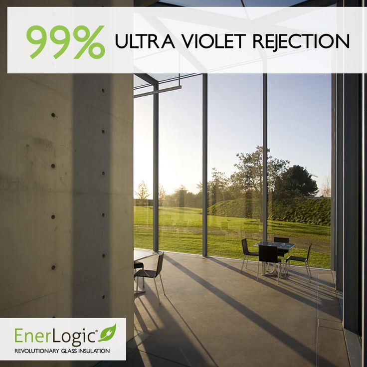 No other energy efficient solution designed for your windows compares to EnerLogic Window Film.