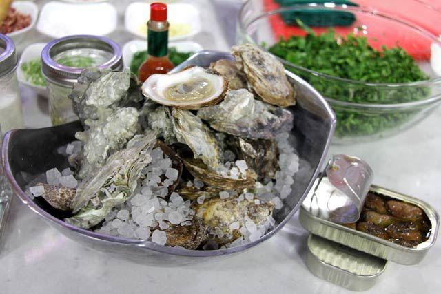 RECIPE: Chuck Hughes' Impressive Appetizers