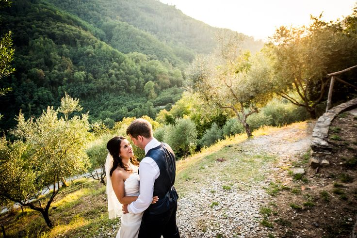 Just them...and the magical light of the sunset in tuscany.  #tuscany #photographer #wedding #qualcosadiblu #nature #raw #ideas #inspiration