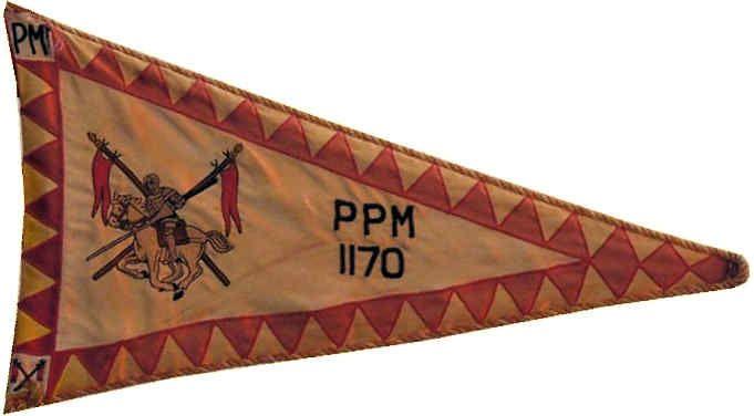Pelotão de Polícia Militar 1170 Guiné 1966/1968